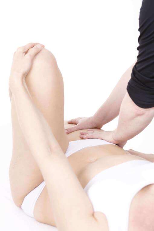 Beispiel Behandlung Rolfing Movement